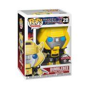 Funko Pop! Retro Toys:Transformers-Bumblebee Special Edition