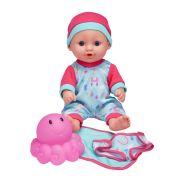 25cm Bath Time Toddler Doll