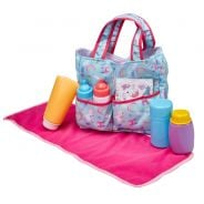 Toddler Doll Diaper Bag With Accessories