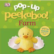Pop-Up Peekaboo! Farm