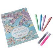 Kaleidoscope Colouring Pastel Mermaid Kit