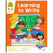 Workbooks-Learning To Write