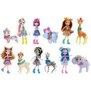 Enchantimals Doll and Large Animal Storytelling Assortment